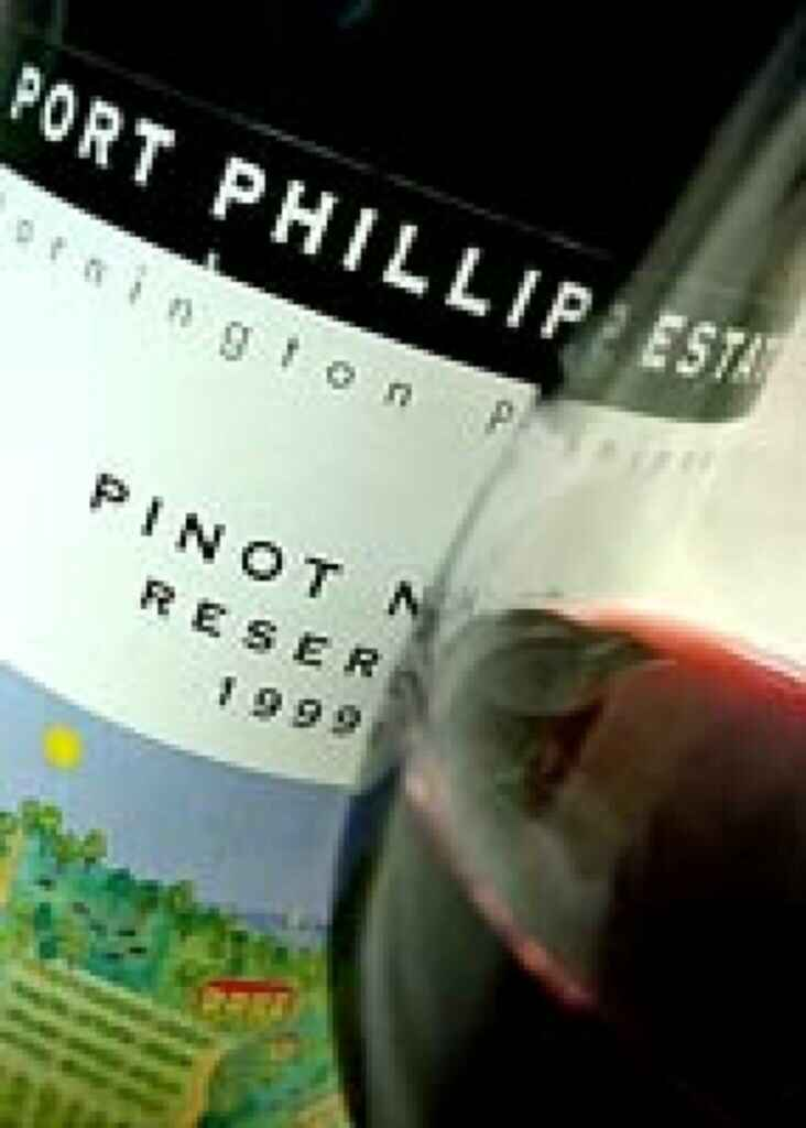 Port Phillip Estate Pinot Noir Reserve 1998