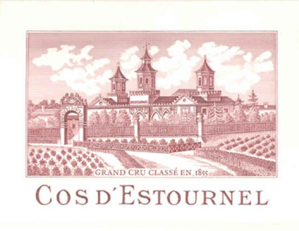 Chateau Cos D'estournel 1970