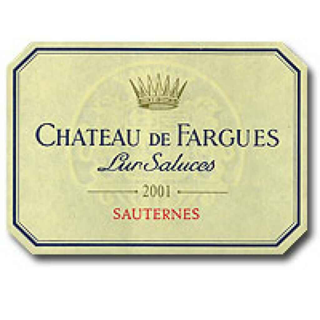 Chateau De Fargues 2009