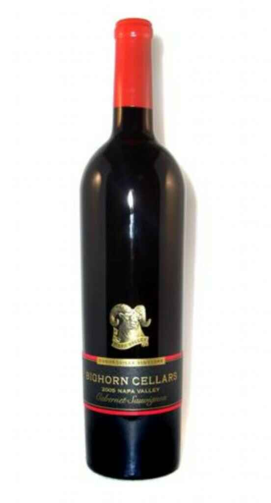 Bighorn Cellars Napa Valley Cabernet 1997