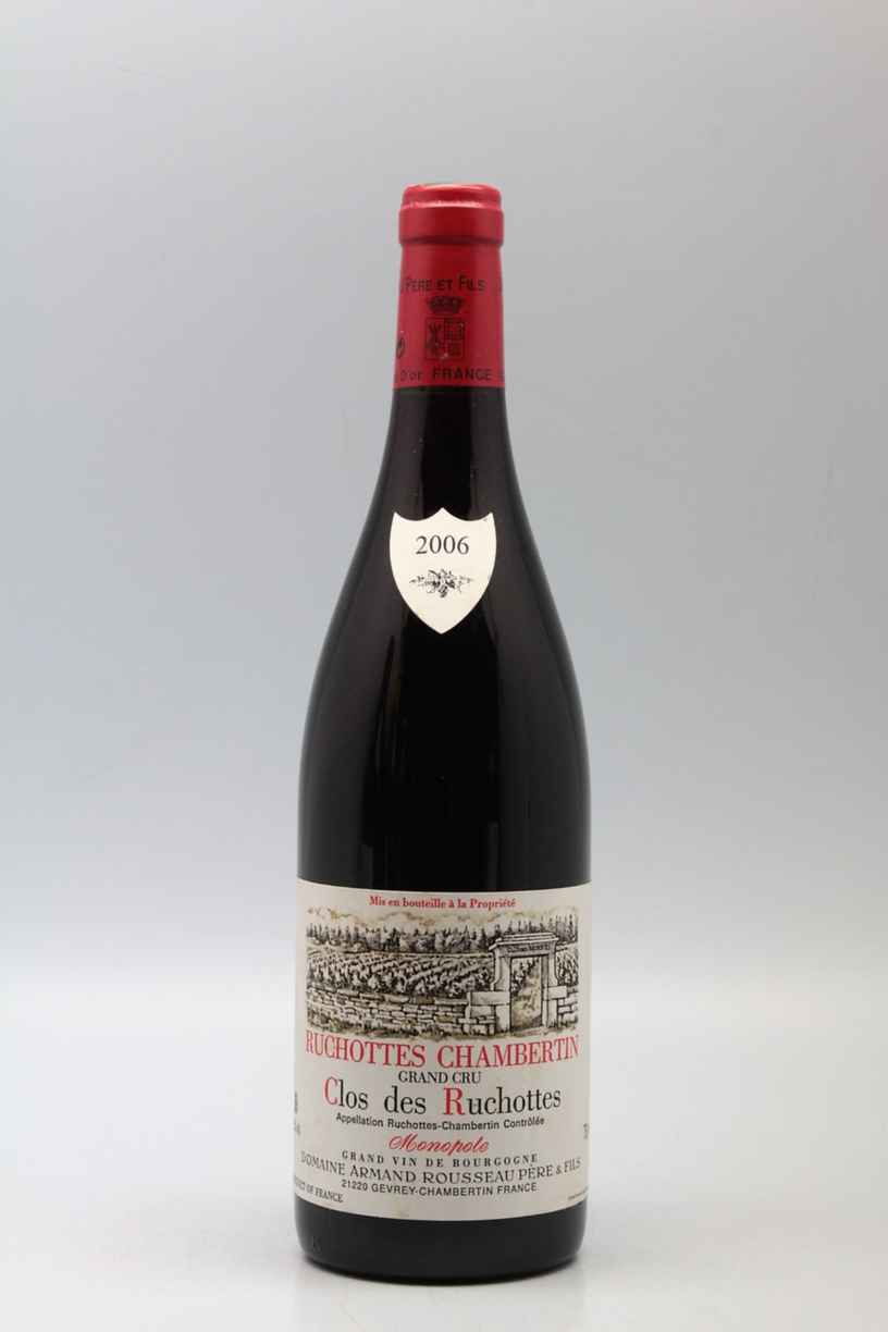 Armand Rousseau Ruchottes Chambertin Clos Des Ruchottes 2006