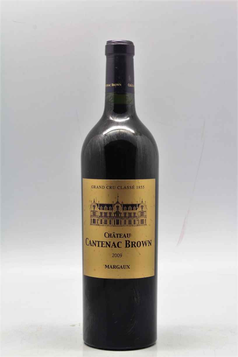 Chateau Cantenac-brown 2009
