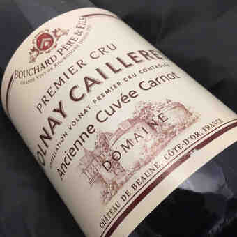 Bouchard Pere & Fils , Volnay Les Caillerets 1er Cru , 2014