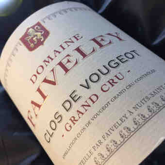 Faiveley Clos Vougeot Grand Cru 1998