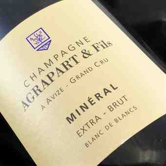 Agrapart Et Fils , Champagne Agrapart Mineral , 2009