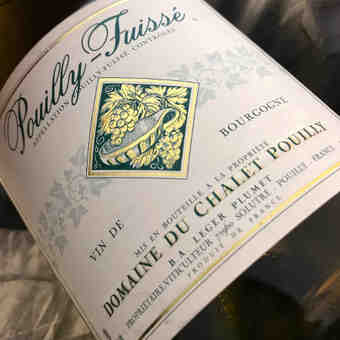 Chalet Pouilly , Pouilly Fuisse , 2008