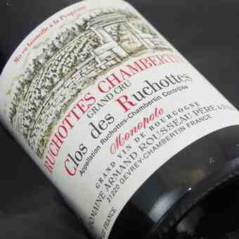 Armand Rousseau , Ruchottes Chambertin Clos Des Ruchottes , 2014