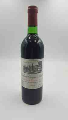Chateau Croque Michotte , Chateau Croque Michotte , 1976