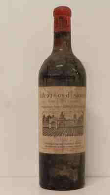 Chateau Cos D`estournel , Chateau Cos D`estournel , 1959