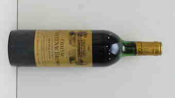 Chateau Cantenac Brown , Chateau Cantenac Brown , 1981