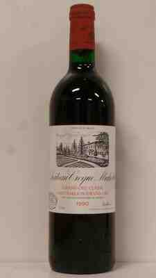 Chateau Croque Michotte , Chateau Croque Michotte , 1990