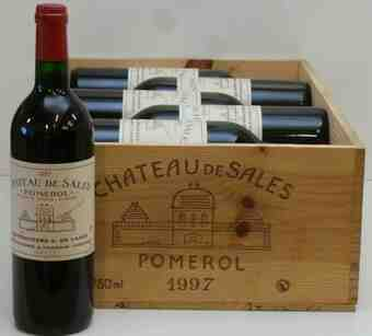 Chateau De Sales 1997