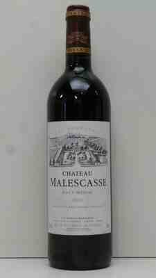 Chateau Malescasse 2000