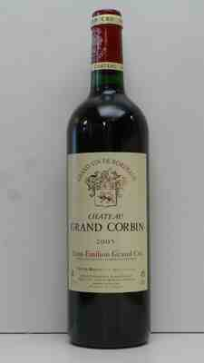 Chateau Grand Corbin 2005