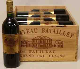 Chateau Batailley , Chateau Batailley , 2000