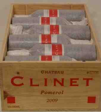 Chateau Clinet , Chateau Clinet , 2009