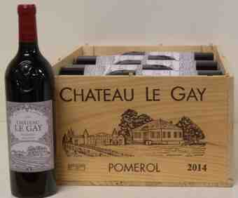Chateau Le Gay 2014