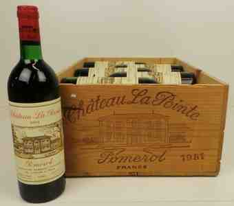 Chateau La Pointe 1981