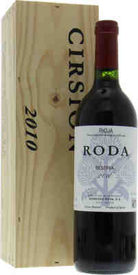 Bodegas Roda , Cirsion , 2010