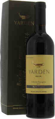 Golan Heights Winery   Yarden Cabernet Sauvignon Bar'on Vineyard 2014