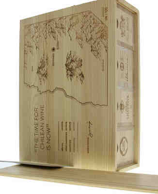 Vinedo Chadwick Collector's Edition 100 Points 2014