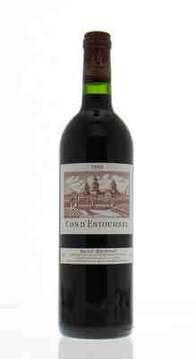 chateau cos d'estournel 1999