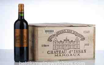Chateau D'issan , Chateau D'issan , 2012