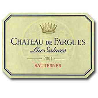 Chateau De Fargues , Chateau De Fargues , 2009
