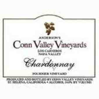 Anderson's Conn Valley , Chardonnay Fournier , 1998