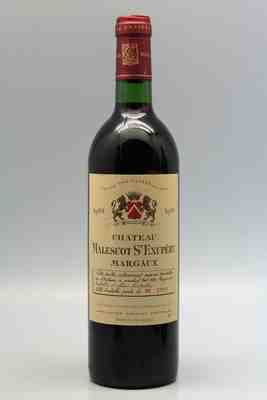 Chateau malescot st. exupery 1983