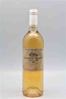 Chateau Talbot Caillou Blanc Chateau Talbot 2003