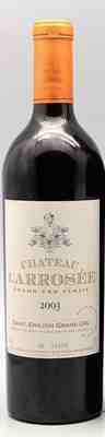 Chateau L'arrosee 2003