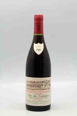 Armand Rousseau , Ruchottes Chambertin Clos Des Ruchottes , 1990